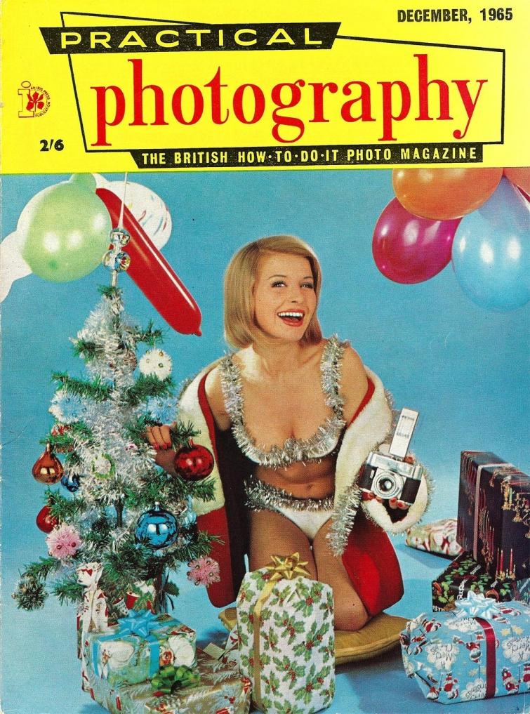 Винтажные рождественские обложки мужских журналов с 1940 по 1990-е годы