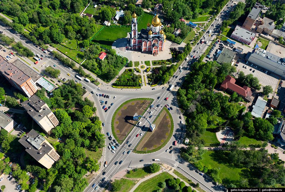 4. Можайское шоссе — центральная магистраль Одинцовского района. Шоссе названо в честь Можайско