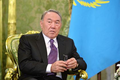 Назарбаев обвинил Российскую Федерацию ввывозе несметных богатств изКазахстана