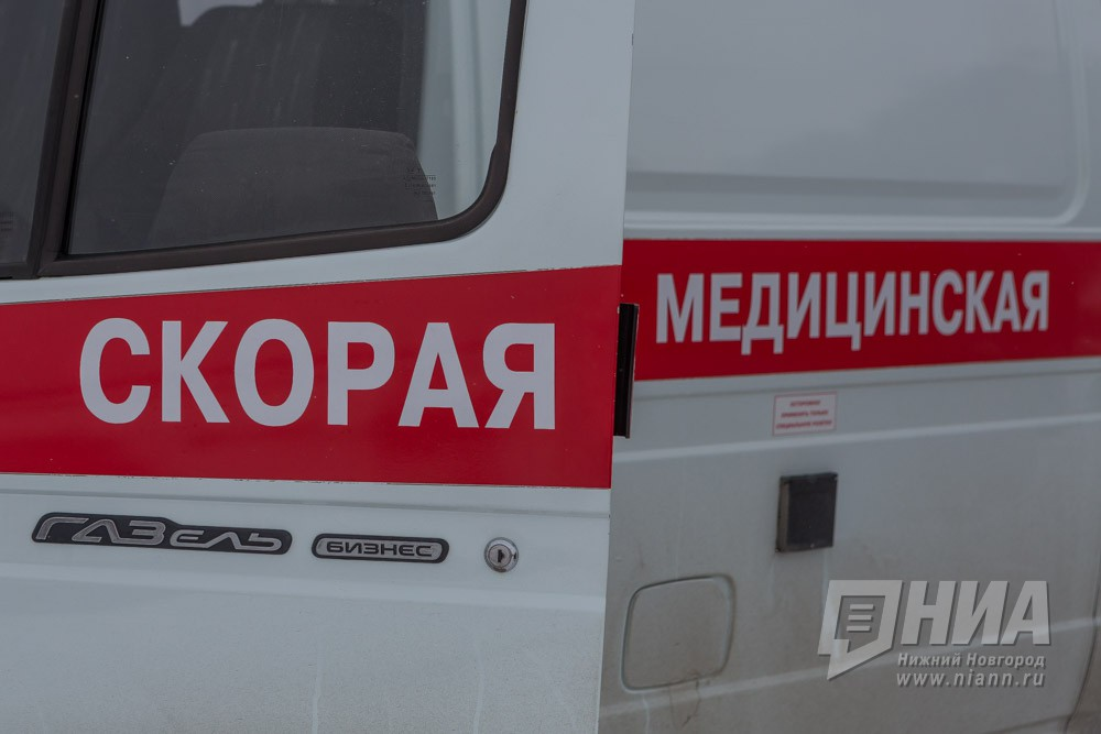 ВНижегородской области вДТП один человек умер, пятеро пострадали