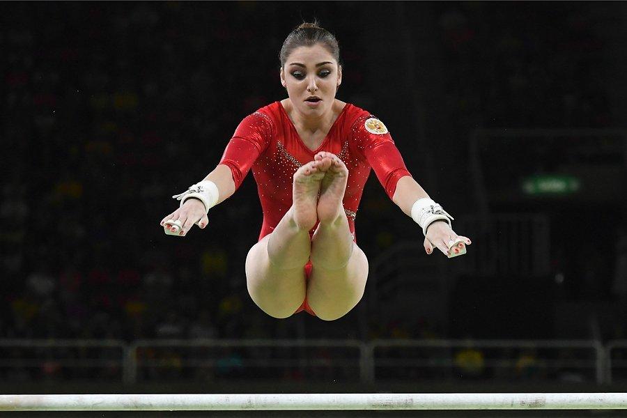 Олимпийская чемпионка Алия Мустафина летом будет мамой