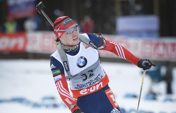 Житель россии Логинов одержал победу персональную гонку наэтапе Кубка IBU вАрбере
