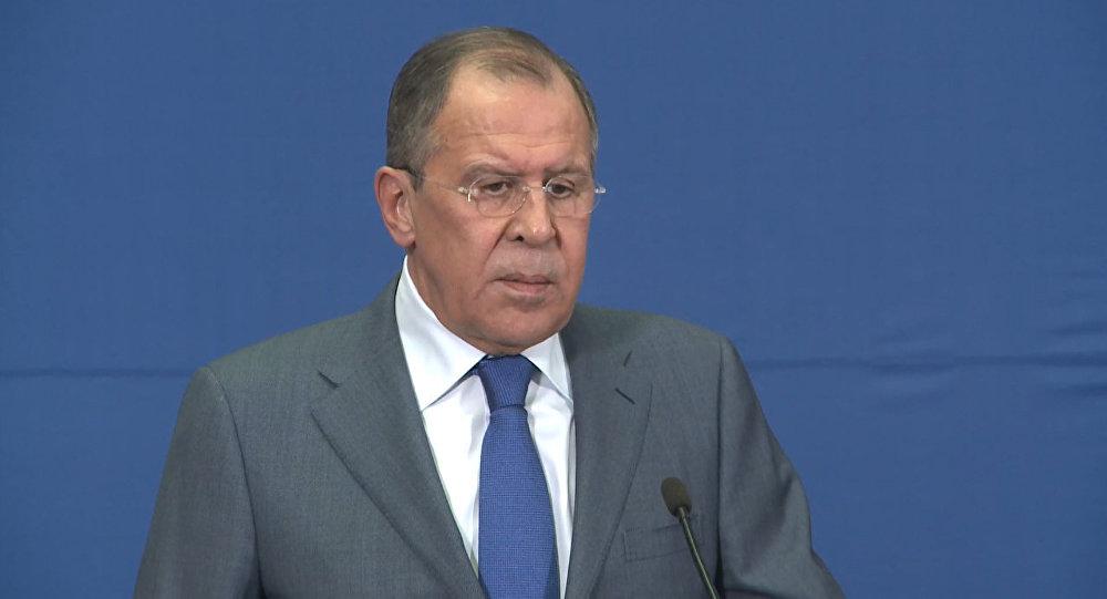 Лавров: Терроризм являлся основной международной угрозой в минувшем году