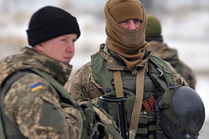Украинские военные потеряли презент речи после инспекции ЮВО