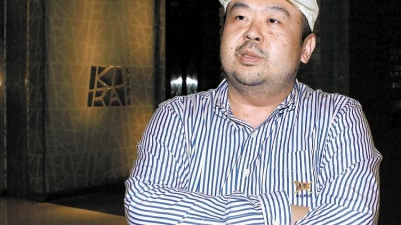 Вскрытие тела Ким Чен Нама непомогло узнать причину его смерти
