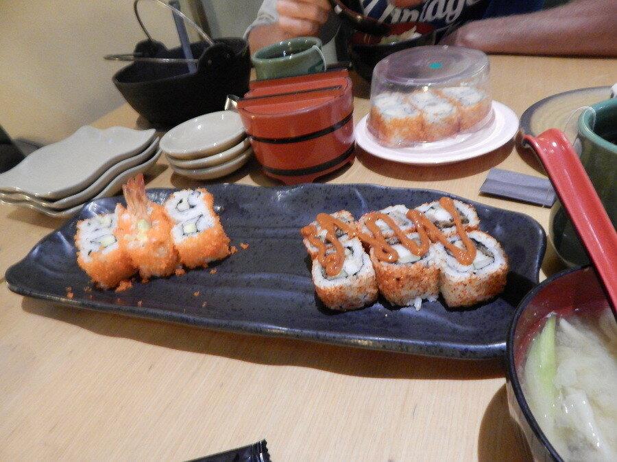 Японский ресторан