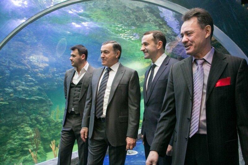 Открытие Океанариума в Красногорске