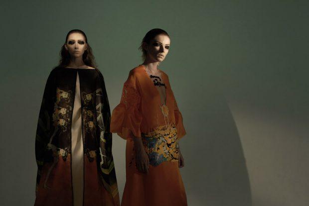 Mel Ahyar x Jeihan Art Couture Spring Summer 2017 Campaign