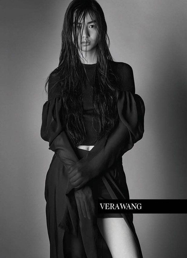 Vera Wang Spring Summer 2017 Campaign by Patrick Demarchelier