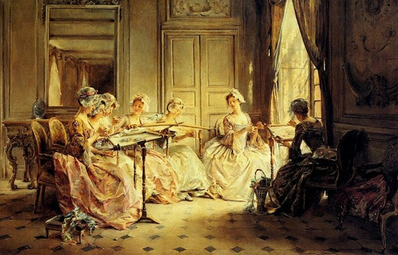 2  mj lemaire  an_afternoon_embroidering-large  private.jpg