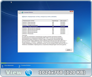 Сборка Windows 7 SP1 х86-x64 by g0dl1ke 17.3.15