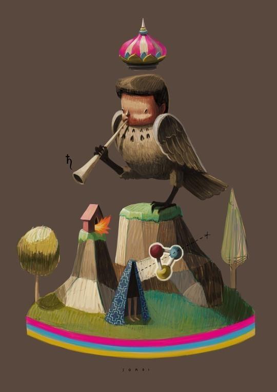 Inspiring Art by Alejandro Sordi