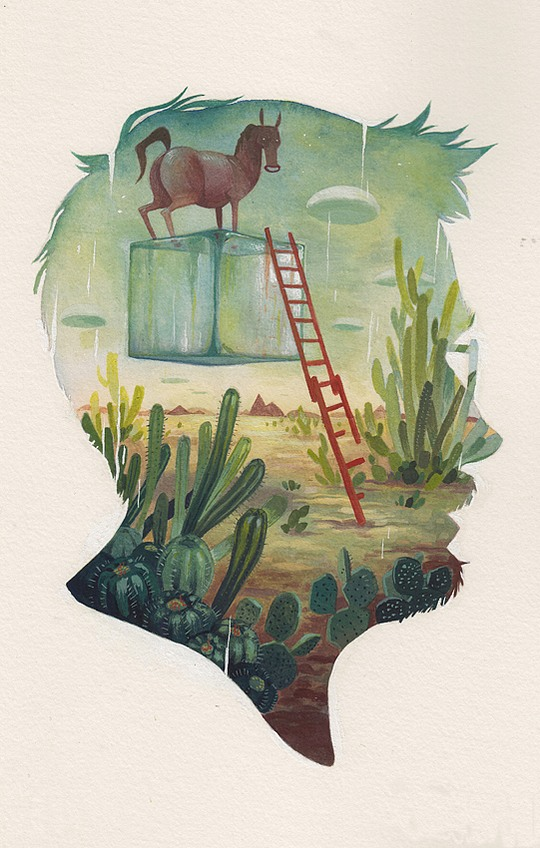 Beautiful Illustrations by Laura Bifano