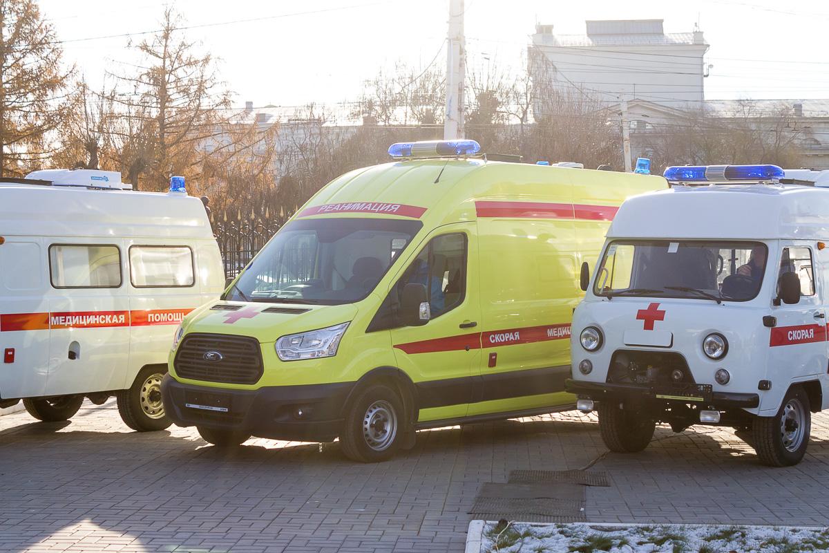 вручение автомобилей скорой помощи фото 6
