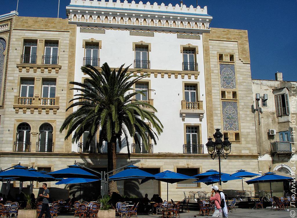 столица Туниса фото