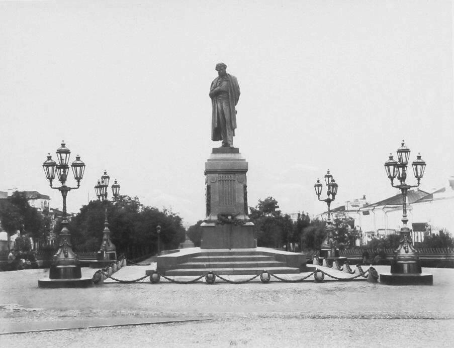 105381 Памятник А.С.Пушкину 1893 Рейнбот А..jpg