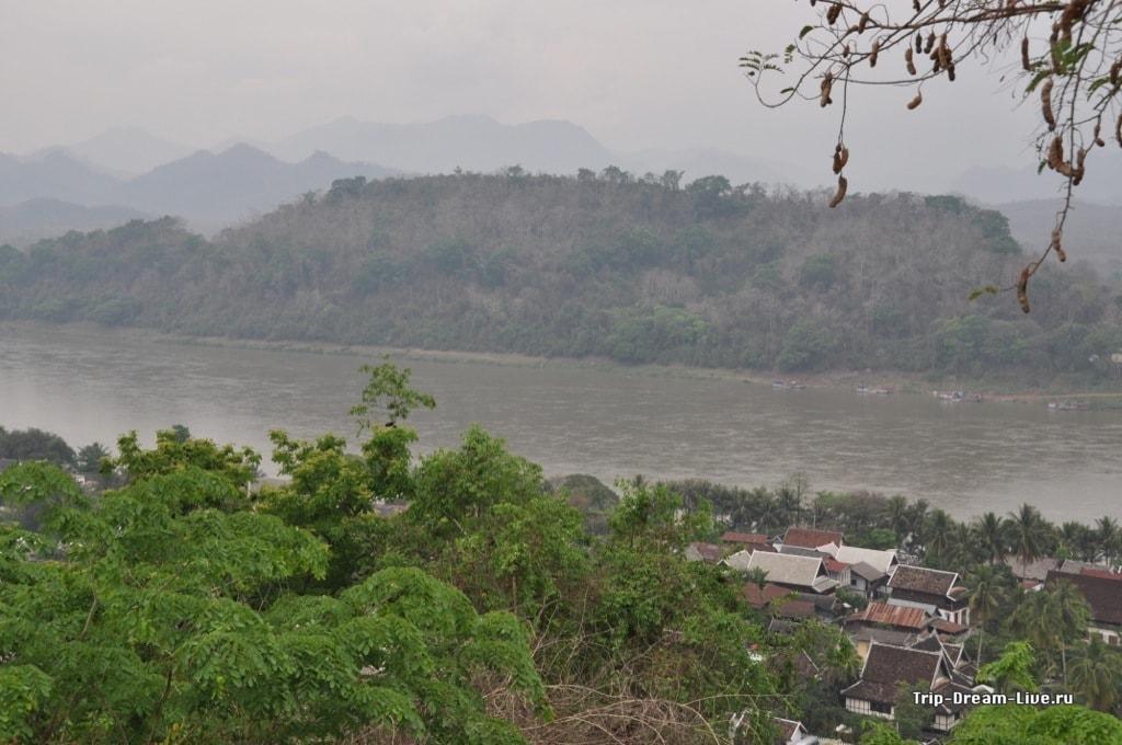 Бурный Меконг