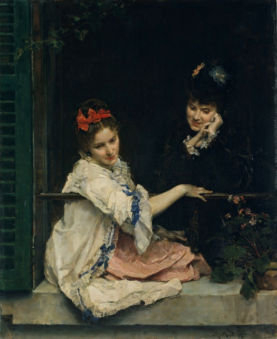 3_1875 (ок)_Девушки в окне (Girls at a Window)_72.7 x 59.7_х.,м._Нью-Йорк, музей Метрополитен.jpg