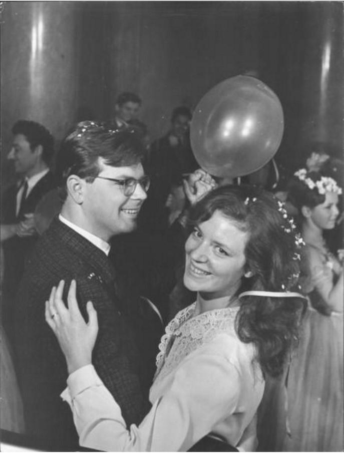 1957. Новогодний бал