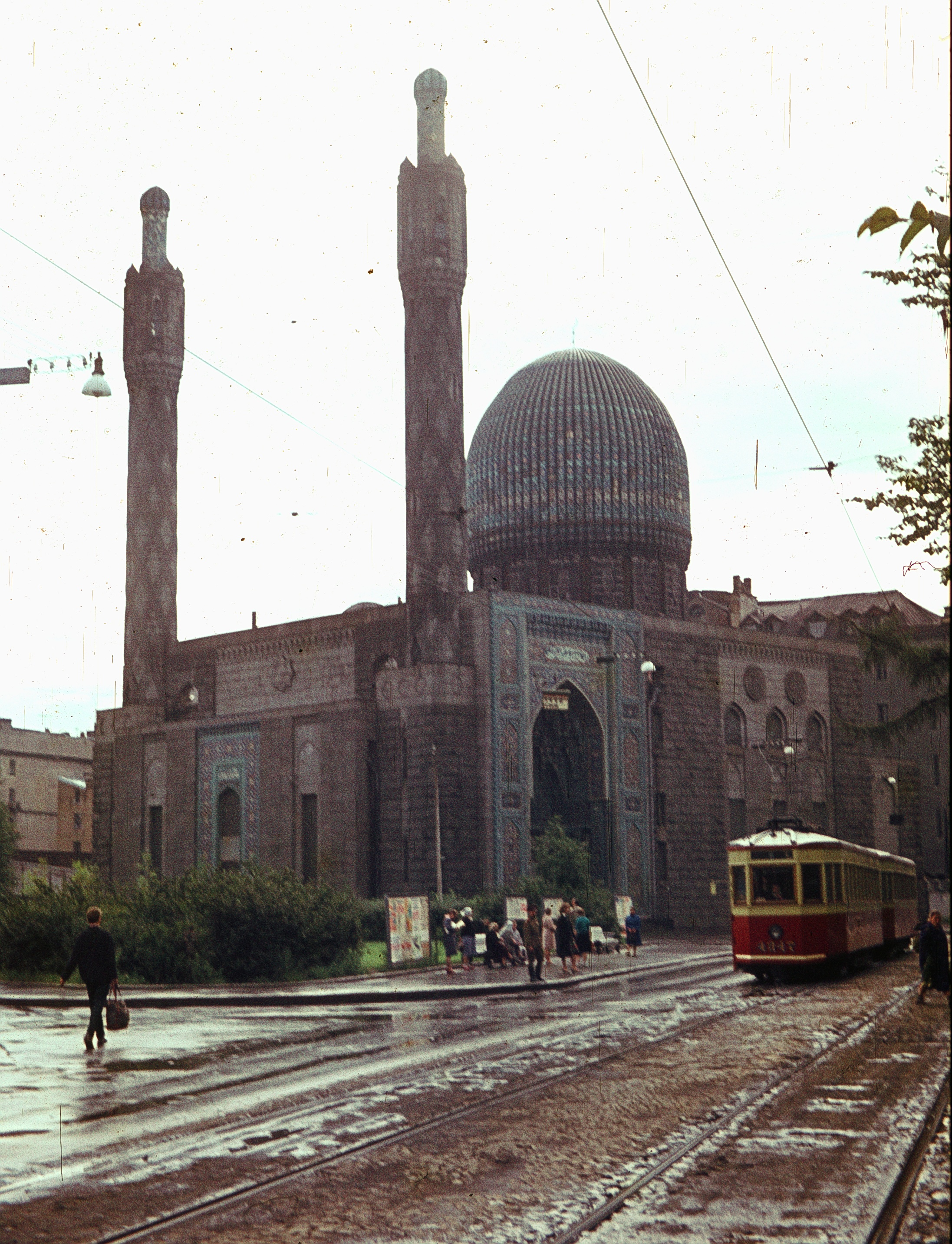 Ленинград. Мечеть
