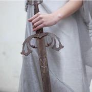 ржавый меч