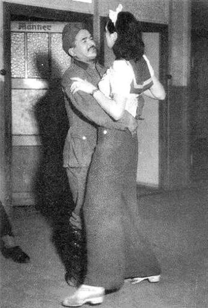 Воспоминания немецких проституток думаю