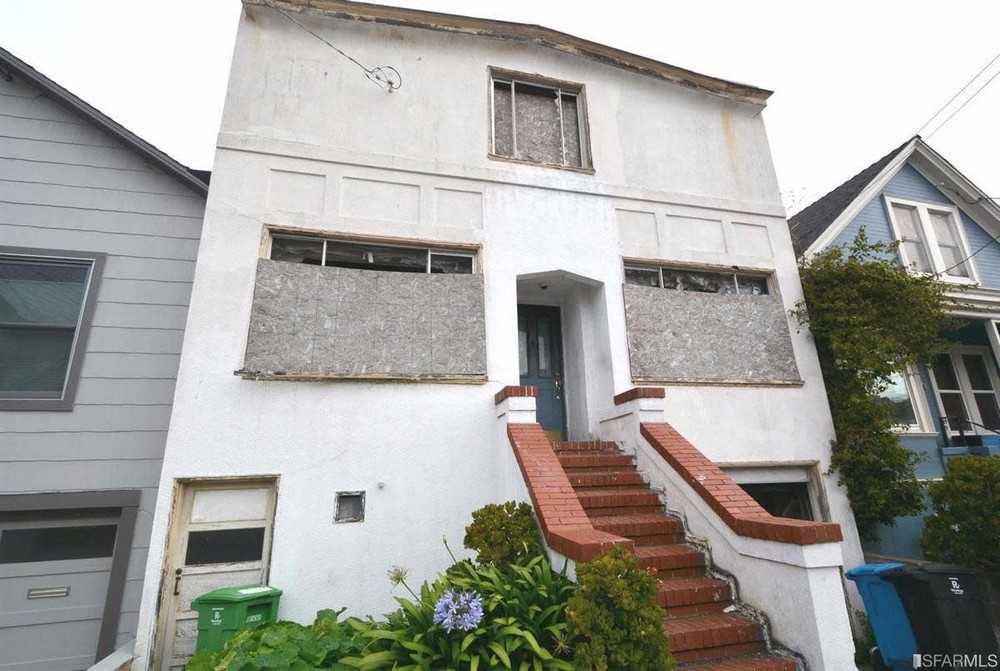 Особняк в Сан-Франциско за $499 000