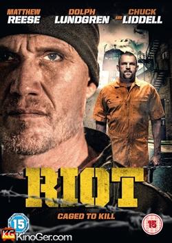 Caged to Kill - Der Weg der Rache führt durch die Hölle (2015)