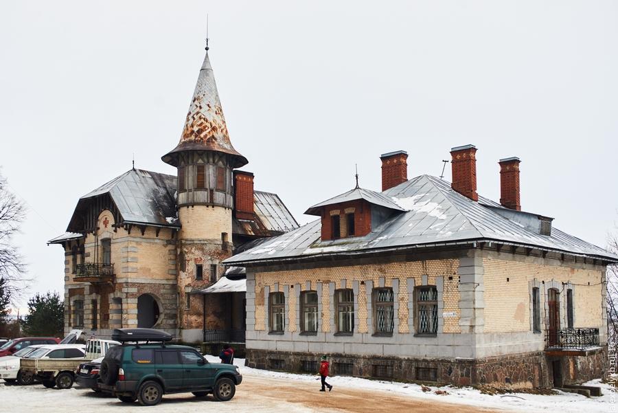 alexbelykh.ru, Здание больницы Общины сестёр милосердия св.Георгия