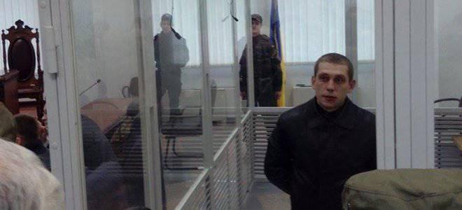 Защита патрульного Олийныка против передачи его дела в суд