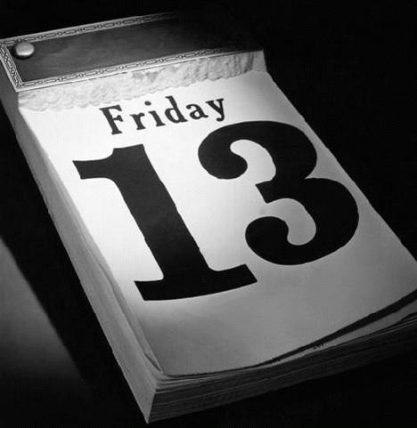 """Откуда взялась """"пятница 13-е""""?"""