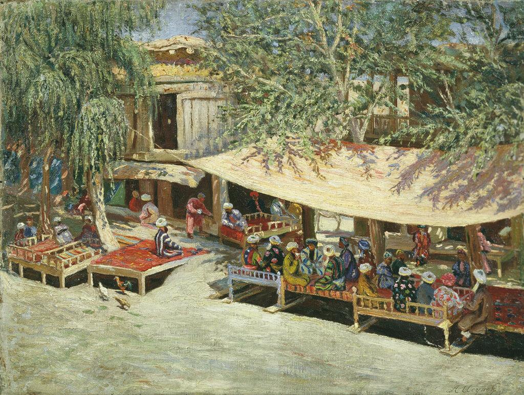 Чайхана. 1910-е.jpg