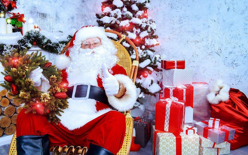Дед мороз, фото, санта клаус, картинки