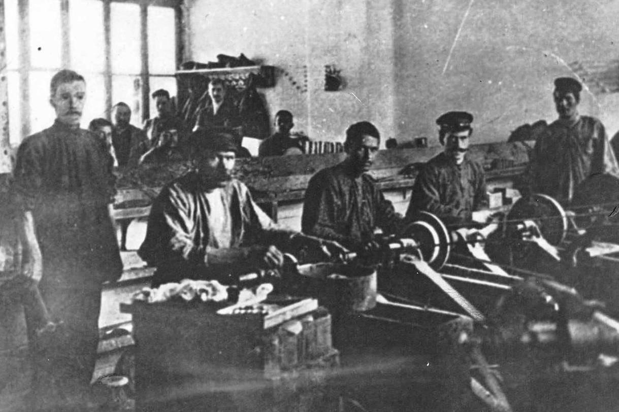 История промышленности России в фотографиях: АО НПП «Геофизика-Космос»