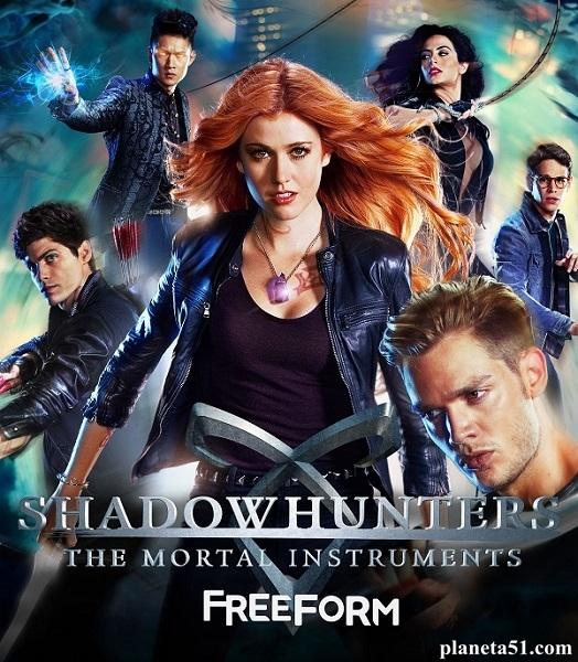 Сумеречные охотники (1 сезон: 1-13 серии из 13) / Shadowhunters / 2016 / ПМ (NewStudio) / WEB-DLRip + WEB-DL (720p)