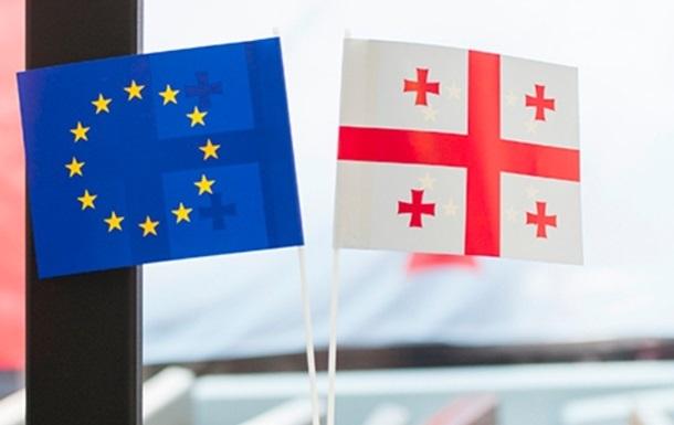 Комитет Европарламента одобрил соглашение по безвизу с Грузией
