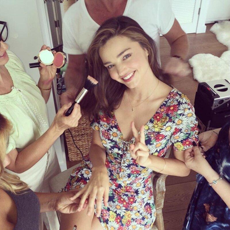 Топ 15 популярных моделей 2016 года по количеству подписчиков в Instagram