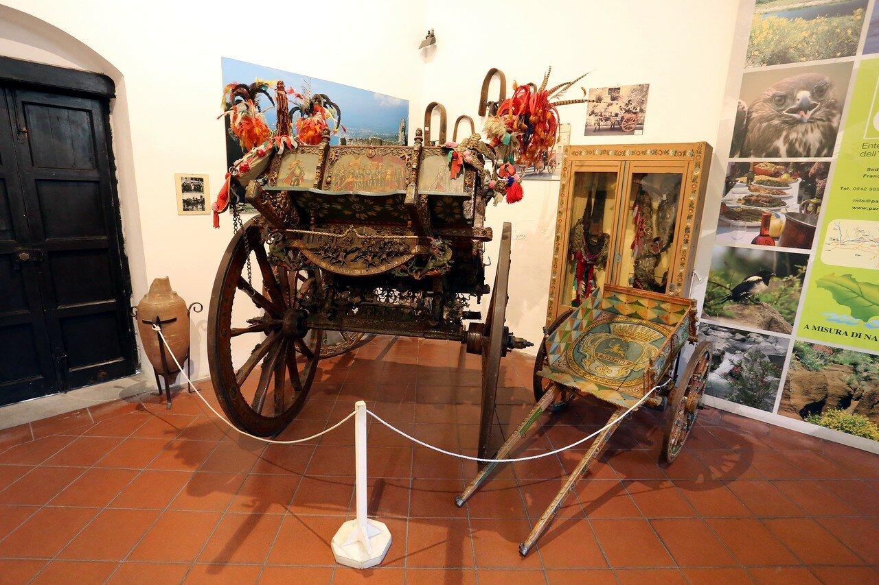 Taormina. Tourist information center. (Azienda Turismo di Taormina)