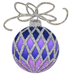 Christmas_Purple_and_Silver_Ornament_Clipart.png