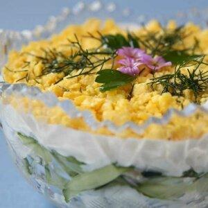 Подборка рецептов   салаты с черносливом