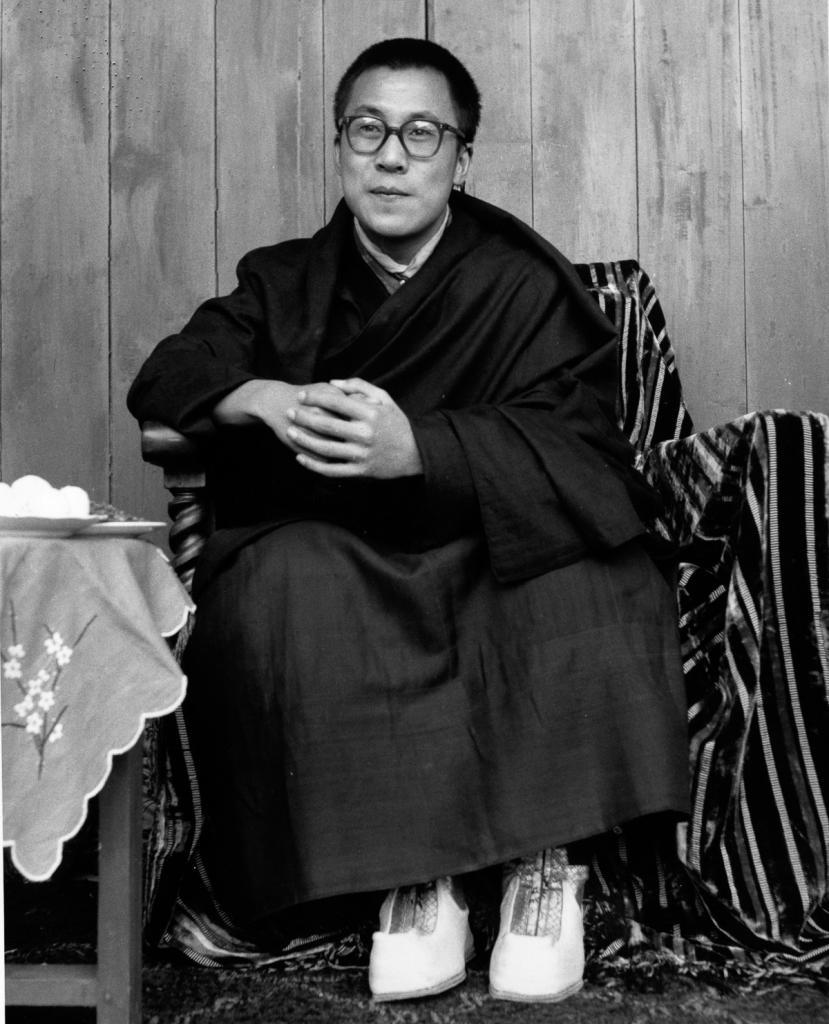 Редкие детские и юношеские снимки Далай-ламы