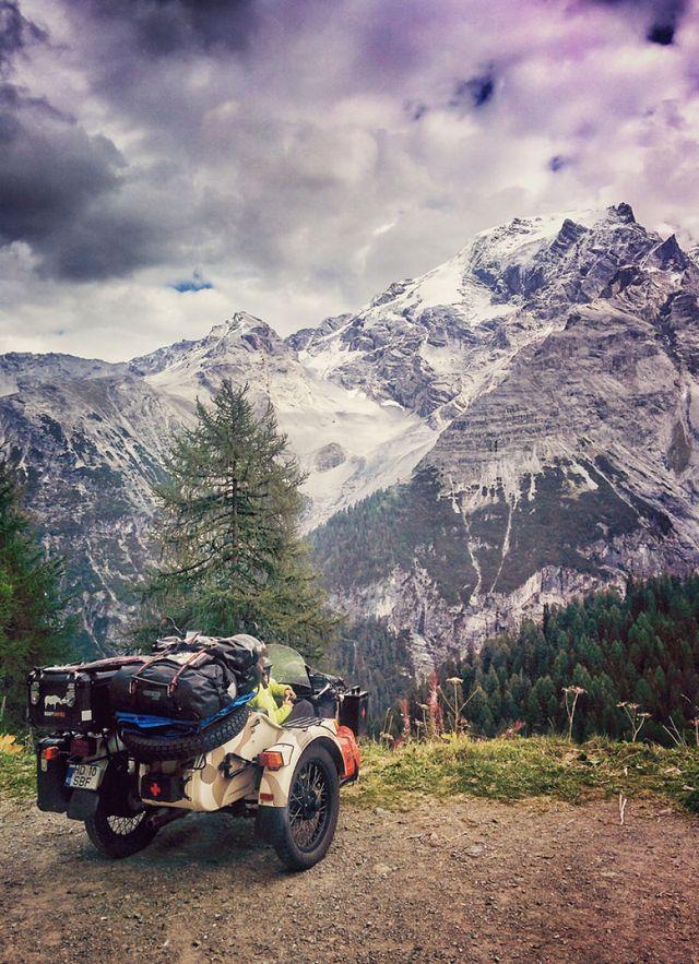 32. Перевал Стельвио (Италия)