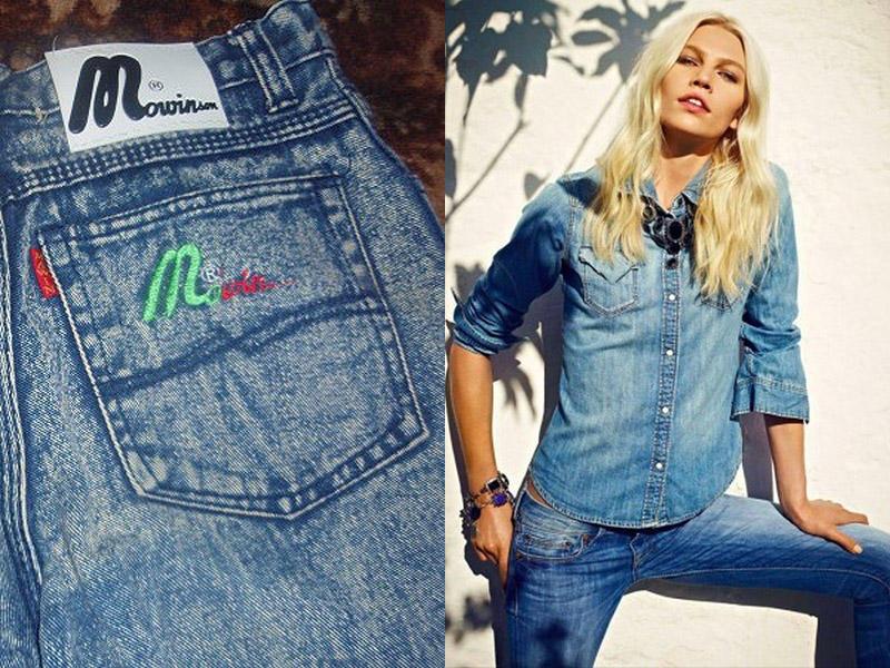 39. Стиль 90-х в одежде, ставший универсальным, лучше назвать не стилем, а новым подходом к выбору о
