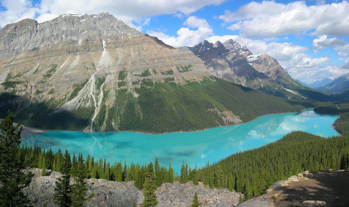 2. Канада Совет №1: Канада — большая страна, так что не думайте, что быстро объездите все провинции&