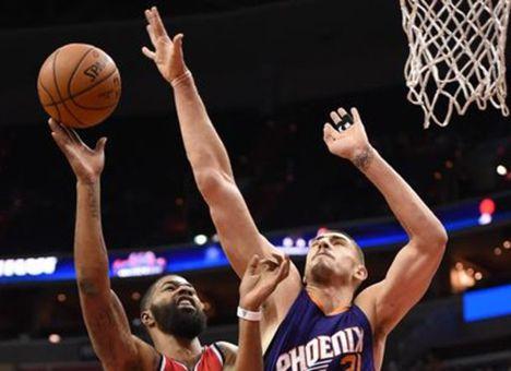 Украинский баскетболист Лень оформил очередной дабл-дабл вматче НБА