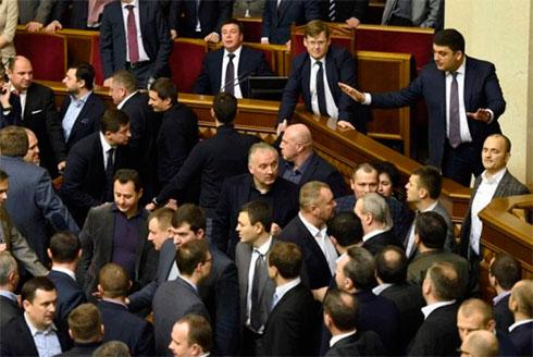 Украина потеряла одну позицию врейтинге Paying Taxes
