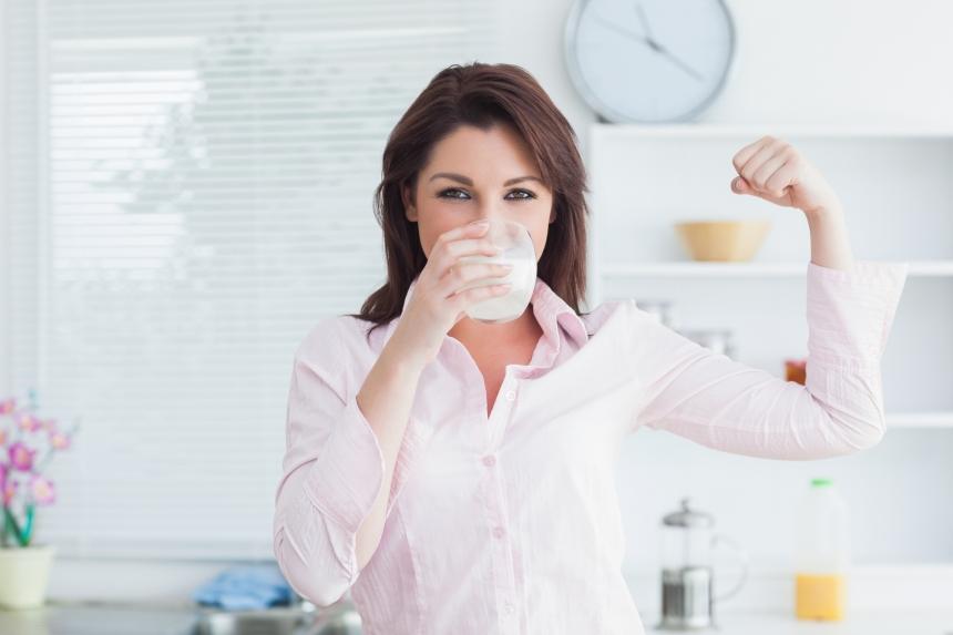 Молоко полезно для мозга— Ученые