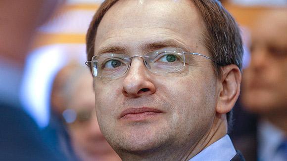 Владимир Мединский получил премию «Человек года»
