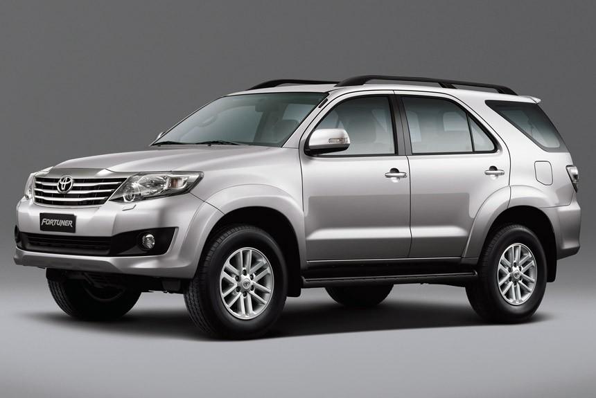 ВКазахстане больше небудут производить кроссовер Тойота Fortuner из-за низкого спроса