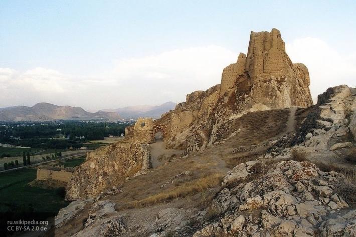 Археологи обнаружили руины старинного города нараскопках в КНР